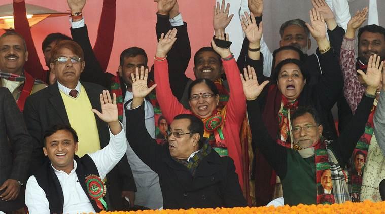Samajwadi Party Crisis & Developments