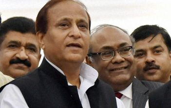 Prohibition on Azam Khan campaigning activities By ECI