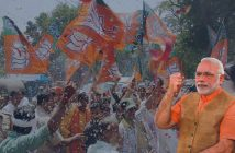 Saffron Surge hits India Again BJP