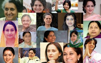 Top 25 Most Powerful Women In Indian Politics